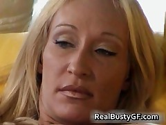 Busty Horny Mom Plays With Her Pussy Home Alone 3 By RealBustyGF