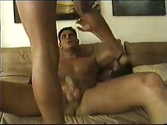 Nacho ass fucks and cums on hot babes