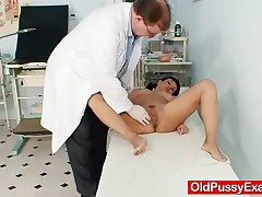 Valentina Rush - Natural Big Tits Milf Gets Pussy Stretched And Fingered By A Filthy Gyno Doctor