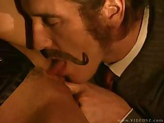 Angelica Sin Vs Nick East - The Secret Of Harlot Hill