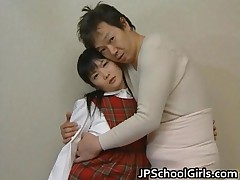 Cute Asian Teen Fucked By Old Dude  1 By JPSchoolGirls
