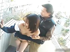 Cute Japanese Babe Sucking Some Cock In Public 3 By Amazingjav