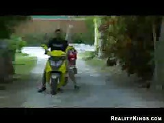 Nyla - Money Talks - XXX Stunts