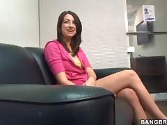 Alexa James - Alexa James Is A Naughty Girl