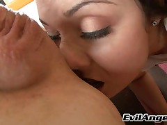 Samantha Sin And Beverly Hills - American Anal Sluts #01
