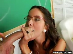 Angel Rain - MILF Lessons - Getting That Extra Credit
