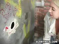 Britney Madison - Gloryhole