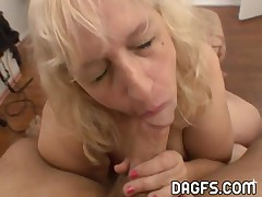 Rosa - Rosa Is A Horny Mature Who Still Has Many Friends Willing To Cum On Her Aged Face After A Nea
