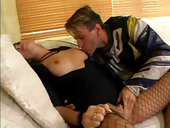 Gorgeous Maria Bellucci ass fuck and cumshot