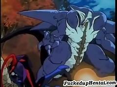 Extreme Hentai Porn Video