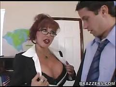 Sexy Vanessa - Big Tits At School