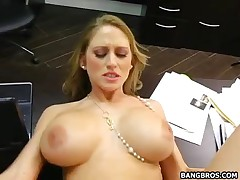 Abby Rode - MILF Soup - Its Good To Be The Boss