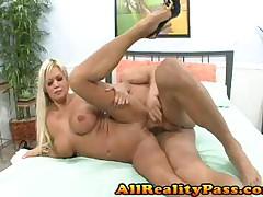 Nikita Von James - Mr Big Dicks Hot Chicks - Big Breasted Blonde Fucks Billys Dick