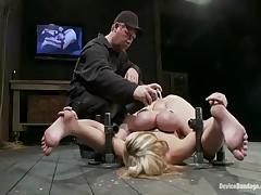 Katie Cox - Device Bondage