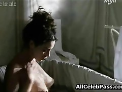 Monica Bellucci - Monica Belluci In Steamy Sex Scene