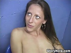 Liza Harper - Interracial Gloryhole Action