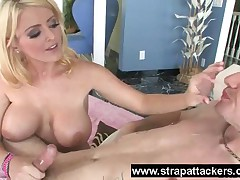 Sophie Dee - Perfect Pornstar Sophie Dee Is Stroking Some Hard Meat To Make Him Cum