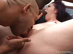 Caroline Pierce - Her First Big Cock #5 - Scene 3