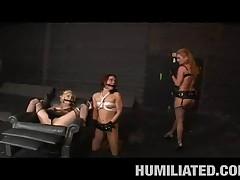 Ally Ann - Cum Disgrace - Raunchy Cum Drenched Threesome