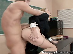 Danny Wylde And Lynn LeMay - My First Sex Teacher