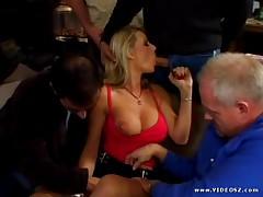 Vicky Vette - Gang Bang Whores