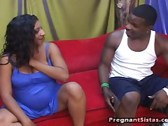 John Q And Coco Butter - Pregnant Sistas