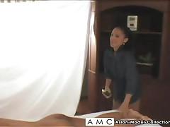 Yuki - Lesbian Massage Therapy - Part 1