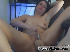 Sensual Mom Pussy Fisted Deep 3 By ExposedMum