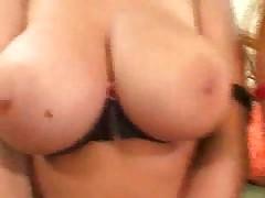 Sara Stone and Brandy Talore busty threesome