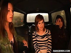 Amber Rayne And Britney Stevens And Jackie Avalon - Fuck Team Five - The Fuck Team Hoopty