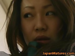 Hot Asian Babe Has Mature Sex 4 By JapanMatures