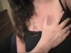 Stefani Wood - SheFuckedUp Amateur Big Boobs Teen Stefani Wood Webcam Solo Fingering Pussy