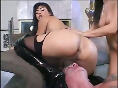 2 Girls Get Their Asses Reamed Out