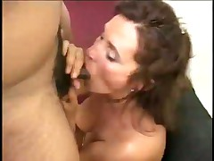 Hot & Turned-on Model Blows Thick Manhood