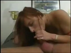 Catalinas Foot Job