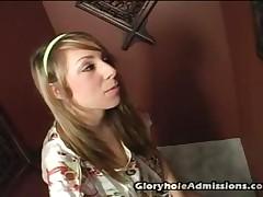 Allyssa Hall - Gloryhole Admissions