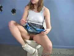 Katie Thomas - Gloryhole Initiations