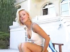 Mia Stone - Outdoor Toying