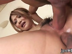 Hibik Ohtsuki In A Hot Threesome With Double Penetration 5 By JpnHD