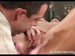 Horny Student Gets Her Wet Twat Fucked