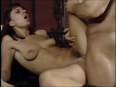 Anita Dark classic orgy