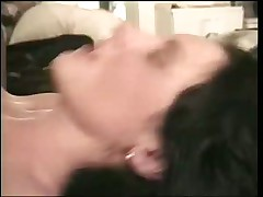 Hot Dark hair Gets Fucked By Tore Dude