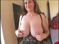 Hefty Gentle Titted Kitty Lee Probing Her Innocent
