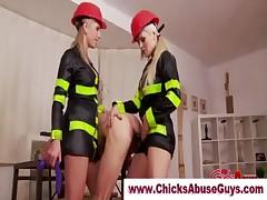 Femdom firefighter sluts