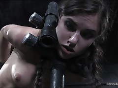 Device Bondage With Sasha Grey And Bree Barrett