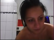 a sexy girl in shower (2)