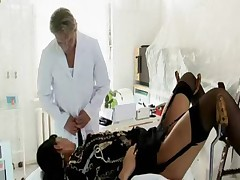 Simony Diamond gets fucked by the painter