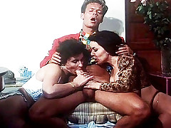Amazing 3some for Rocco who just wanna fuck some hot ass!
