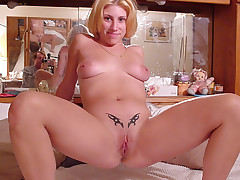 Blondy Sucking A Cock & Getting Fucked During Audition