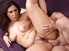 Big horny Slut Vanessa Blake fucked in her fat tight pussy